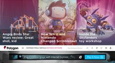 14 BEAUTIFUL CONTENT-HEAVY WEBSITES FOR INSPIRATION
