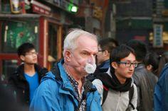自由滿洲 Sulfan Manju (Liberty  Manchuria)®: 外国人因雾霾天欲逃离中国