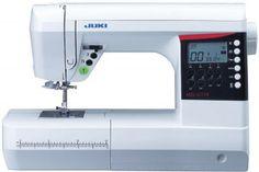 Macchina per cucire Juki HZL-G110 - Macchina da cucire elettronica con 180 punti, incluse 8 asole con esecuzione automatica.
