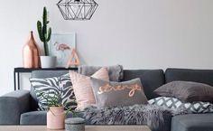 Unsere liebste Farbe für Home Decor: Kupfer