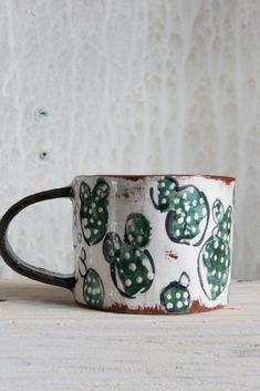 Do you know where your cactus mug is?