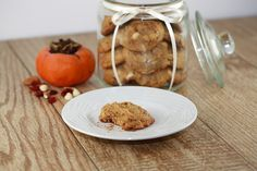 A delicious persimmon cookie recipe that does a great job to highlight the honey-like flavor from perfectly ripened Fuyu persimmon fruit.