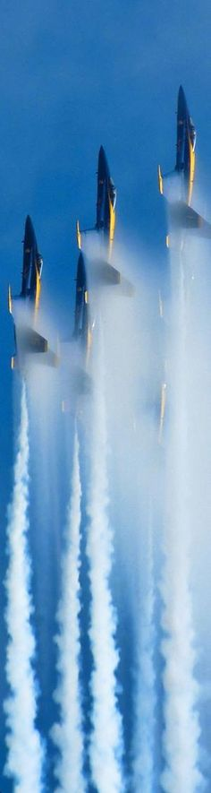 Awesome pic of Blue Angels in formation - Planes - Aircraft Military Jets, Military Aircraft, Navy Military, Us Navy Blue Angels, Photo Avion, Image Nature, Jet Plane, Jolie Photo, Boats