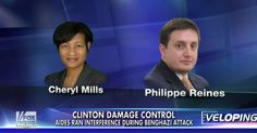 Emails obtained show two top aides to Hillary Clinton were running interference internally during the 2012 Benghazi terror attack