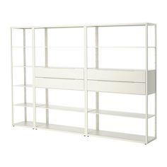 FJÄLKINGE Reol med skuffer   - IKEA