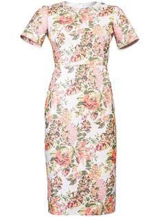Stella Mccartney Floral Dress - Bernard - farfetch.com