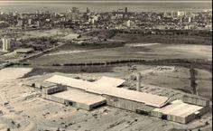 construção do Iguatemi 1981