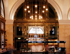 The Wolseley is a café-restaurant located in Mayfair, on London's iconic Piccadilly serving breakfast, lunch, afternoon tea, dinner and weekend brunch. Café Restaurant, Restaurant Design, Restaurant Interiors, The Wolseley, London City Guide, London Life, London Diary, London 2016, Argentina