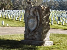 Soldier Cemetery | Unknown Soldiers Monument, San Francisco National Cemetery