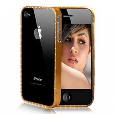 MORE http://grizzlygadgets.com/i-diamond-metal-case Diamond best iphone 4 cases to Rich people regularly opt for all of this luxurious Diamond iphone case which may likely be a sheer pleasure for all.   Notwithstanding whatever any prices of an iPhone case consumer look for a person's two fundamental qualities i.e. Price $22.46 BUY NOW http://grizzlygadgets.com/i-diamond-metal-case
