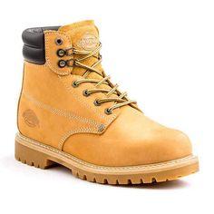 160aea501679 Dickies Raider Mens Slip Resistant Steel Toe Work Boots - JCPenney