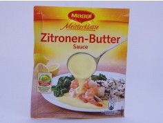 ★ Aktuelle Produktvorstellung: Maggi Meisterklasse Zitronen-Butter Sauce - Esst Ihr regelmäßig Fisch? ;)  http://www.kjero.com/testberichte/maggi-zitronen-butter.html