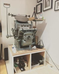 Letterpress Machine, Letterpress Printing, Printing Press, Business, Places, Prints, Image, Group, Paper Mill