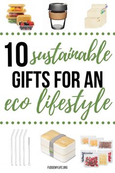 Check out these 10 eco-friendly gifts for environmentalists to find the best gifts for an eco lifestyle on this eco-friendly gift guide. Click here to check out these sustainable gift guide with the best eco-friendly gifts to give!