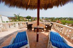 Exquisite 2BR Apartment in Bucerias - Steps from Miles of Uninterrupted Pacific Ocean Beach -- Puerto Vallarta, Mexico