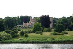 Potsdam, Tiefer See, Schloss Babelsberg