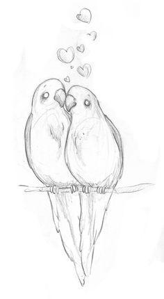 Beautiful Pencil Drawings Of Birds                                                                                                                                                                                 More