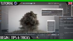 Tutorial C4D : How to start with Turbulence FD | Tips & Tricks [Beginner...