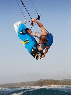 Cabrinha Front Flying Leinen