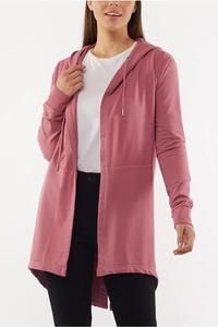 Womens Clothing in NZ - Fashion Boutique in Wellington   BoxHill Wardrobe Basics, Open Front Cardigan, Fashion Boutique, Stylish Outfits, Hoods, Leather Jacket, Clothes For Women, Cardigans, How To Wear