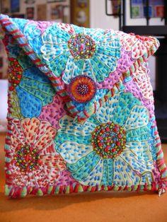Embroidery | Fran Meneley