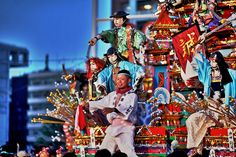 The Takayama Festival is one of Japan's most beautiful festivals!