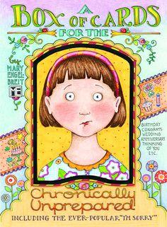 Chronically Unprepared Box Set – Mary Engelbreit Studios