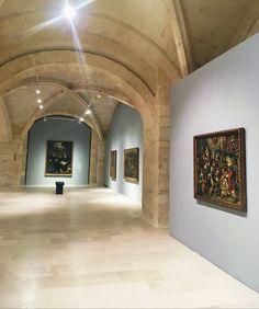 Exposición José Gutiérrez Solana y la Religión. Burgos.