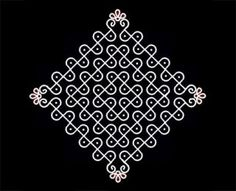 Every occasion is special, and rangoli kolam designs enhance its beauty by adding colours and patterns. Check out the best kolam rangoli designs for festivals this year 2019 Simple Rangoli Kolam, Rangoli Borders, Rangoli Border Designs, Rangoli Patterns, Small Rangoli, Rangoli Ideas, Rangoli Designs Images, Rangoli Designs With Dots, Kolam Rangoli