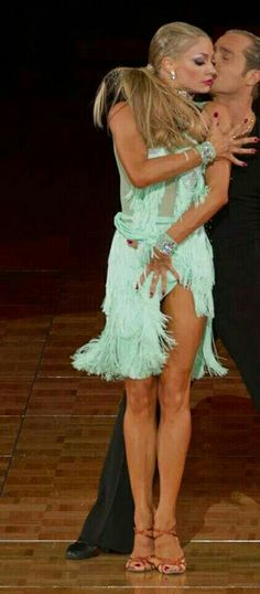 Yulia Zagoruychenko. Latin Professional Dancer. I think she is the Queen of Latin dance  ballroom