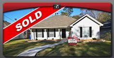 2111 Teal, Slidell, Louisiana   Sold, st tammany, real estate, Wayne Turner, turner real estate group
