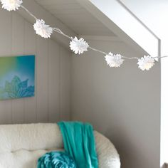 Chrysanthemum String Lights | PBteen