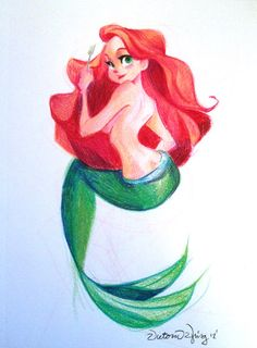 Ariel - Victoria Ying - The Little Mermaid