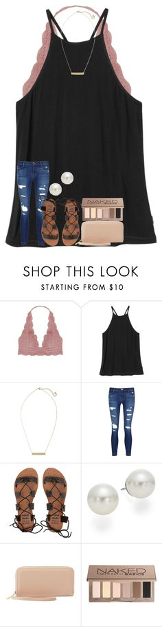 """""""good morning!☀️"""" by shenry2016 ❤ liked on Polyvore featuring Humble Chic, RVCA, BP., J Brand, Billabong, AK Anne Klein, Charlotte Russe and Urban Decay"""