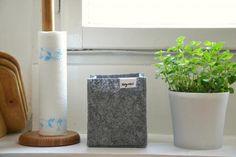 Recy- postup V: Zakladač z koberca / SAShE. Sewing Hacks, Sewing Tips, Amazon Echo