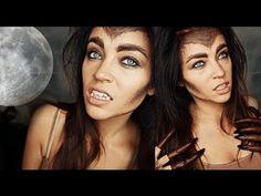 Werewolf Halloween Tutorial (+playlist)