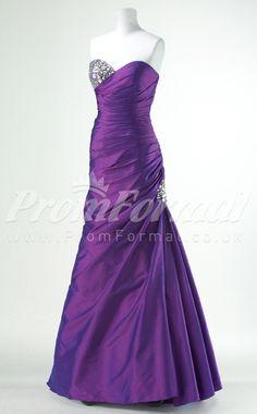 New Style purple long prom dresses,purple prom dresses