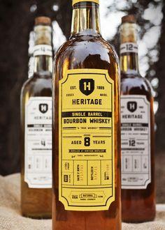 Heritage label