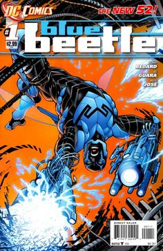 First Wave / Blue Beetle #1 - Discontinued