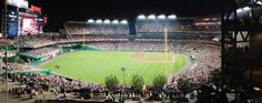 LEED Silver Nationals Park is a model for green sports   U.S. Green Building Council
