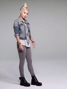 Hayley Kiyoko as Raven Ramirez in CSI: Cyber = Sweet...