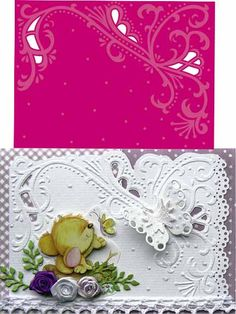 Marianne Designs - great embossing folders for making cards
