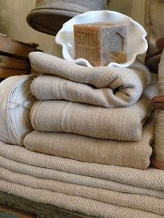 beautiful french linens