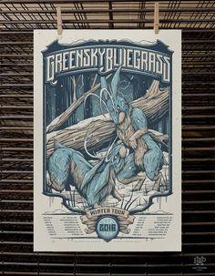 Greensky Bluegrass | Winter Tour 2016