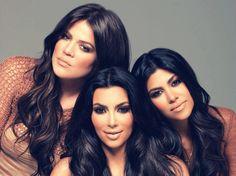 Khloe, Kim, & Kourtney <3 absolutely stunning!!!