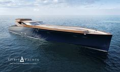 The P100 Spirit Powerboat - Yacht Shows - SuperyachtTimes.com