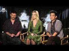STAR TREK INTO DARKNESS meets Spocko - Benedict Cumberbatch, J.J.Abrams, Zoe Saldana... - YouTube