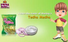 I love the taste of Harley's Tedha Medha. www.harleyfoods.com/tedha_medha.html