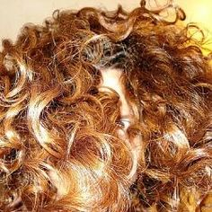 How to Style Curly Hair Part 2...
