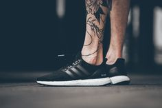 Adidas Ultra Boost - Black/White
